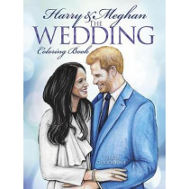 Harry and Meghan The Wedding Coloring Book by Teresa Goodridge, 9780486828565