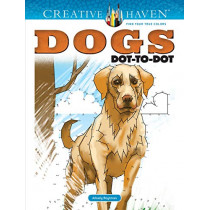 Creative Haven Dogs Dot-to-Dot by Arkady Roytman, 9780486828671