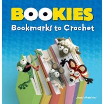 Bookies: Bookmarks to Crochet by Jonas Matthies, 9780486833941