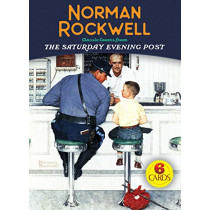 Norman Rockwell 6 Cards: Classic Covers from The Saturday Evening Post by Norman Rockwell, 9780486838137