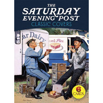 The Saturday Evening Post Classic Covers: 6 Cards by 0 Saturday Evening Post, 9780486838144