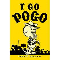 I Go Pogo by Walt Kelly, 9780486838359