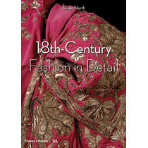 18th-Century Fashion in Detail by Susan North, 9780500292631