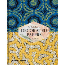 An Anthology of Decorated Papers: A Sourcebook for Designers by P.J.M. Marks, 9780500293928