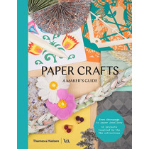 Paper Crafts: A Maker's Guide by Rob Ryan, 9780500294185