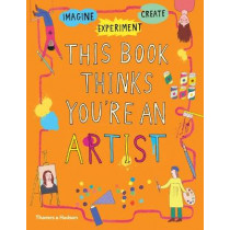 This Book Thinks You're an Artist by Harriet Russell, 9780500651384