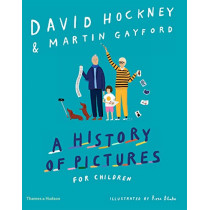 A History of Pictures for Children by David Hockney, 9780500651414