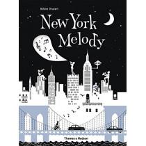 New York Melody by Helene Druvert, 9780500651735