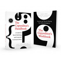 The Copyeditor's Handbook and Workbook: The Complete Set by Amy Einsohn, 9780520306677