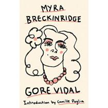 Myra Breckinridge by Gore Vidal, 9780525566502