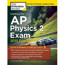 Cracking the AP Physics 2 Exam, 2020 Edition by Princeton Review, 9780525568315
