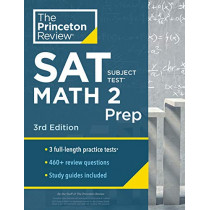 Cracking the SAT Subject Test in Math 2 by Princeton Review, 9780525568995