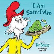 I Am Sam-I-Am by Tish Rabe, 9780525579588