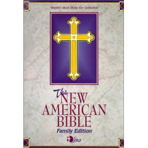 New American Bible Family Red by Confraternity of Christian Doctrine, 9780529065186