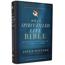 NKJV, Spirit-Filled Life Bible, Third Edition, Hardcover, Red Letter Edition, Comfort Print: Kingdom Equipping Through the Power of the Word by Jack W. Hayford, 9780529100146