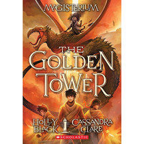 The Golden Tower by Holly Black, 9780545522410
