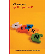 Chambers Spell it Yourself! by Chambers, 9780550103468