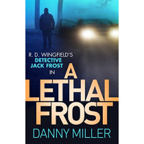 A Lethal Frost by Danny Miller, 9780552175050