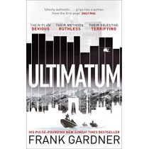 Ultimatum by Frank Gardner, 9780552176309