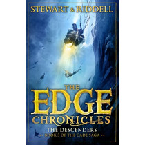 The Edge Chronicles 13: The Descenders: Third Book of Cade by Paul Stewart, 9780552567596