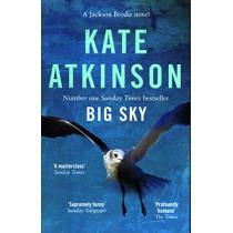 Big Sky by Kate Atkinson, 9780552776660