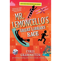 Mr. Lemoncello's Great Library Race by Chris Grabenstein, 9780553536096