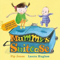 Mummy's Suitcase by Pip Jones, 9780571327539