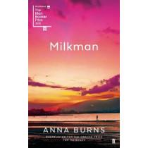Milkman by Anna Burns, 9780571338757
