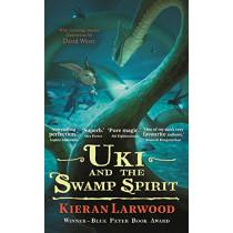 Uki and the Swamp Spirit by Kieran Larwood, 9780571342822