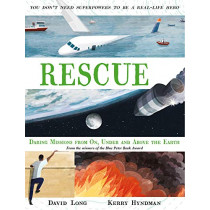Rescue by David Long, 9780571346325