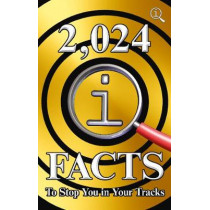 2,024 QI Facts To Stop You In Your Tracks by John Lloyd, 9780571348961