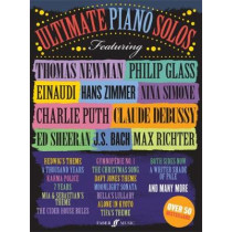Ultimate Piano Solos by Various, 9780571540440