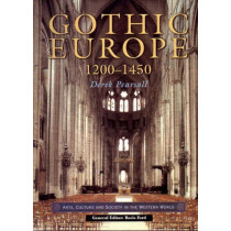 Gothic Europe 1200-1450 by Derek Pearsall, 9780582276383
