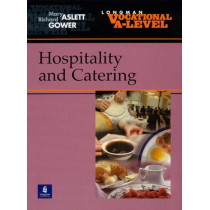 Vocational A-level: Hospitality & Catering by Mary Aslett, 9780582368651