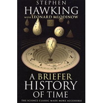 A Briefer History of Time by Stephen Hawking, 9780593056974