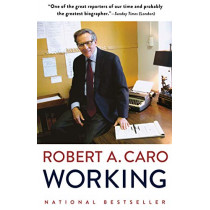 Working by Robert A Caro, 9780593081914