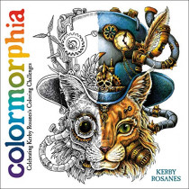Colormorphia: Celebrating Kerby Rosanes's Coloring Challenges by Kerby Rosanes, 9780593083789