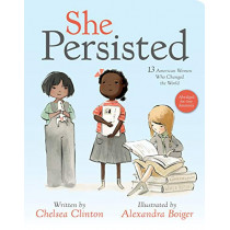 She Persisted by Chelsea Clinton, 9780593117583