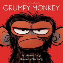 Grumpy Monkey by Suzanne Lang, 9780593123997