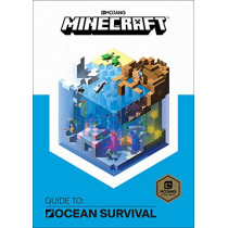 Minecraft: Guide to Ocean Survival by Mojang Ab, 9780593129609