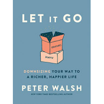 Let It Go by Peter Walsh, 9780593135891
