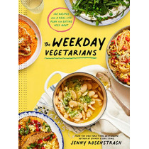 The Weekday Vegetarians by Jenny Rosenstrach, 9780593138748