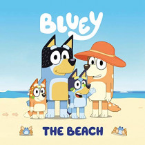 The Beach by Penguin Young Readers Licenses, 9780593226094