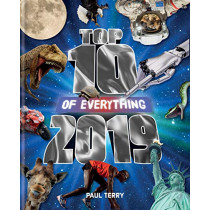 Top 10 of Everything 2019: The Ultimate Record Book of 2019 by Paul Terry, 9780600635482