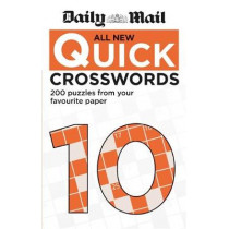 Daily Mail All New Quick Crosswords 10 by Daily Mail, 9780600635666