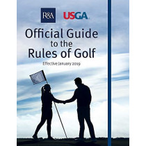 Official Guide to the Rules of Golf by R&A, 9780600635703
