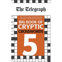 The Telegraph Big Book of Cryptic Crosswords 5 by Telegraph Media Group Ltd, 9780600636090