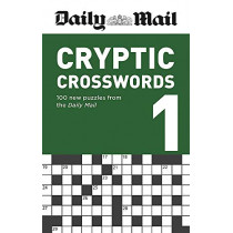 Daily Mail Cryptic Crosswords Volume 1 by Daily Mail, 9780600636267