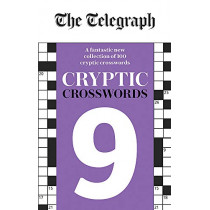 The Telegraph Cryptic Crosswords 9 by Telegraph Media Group Ltd, 9780600637226