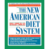 The New American Diet System by Sonja L. Connor, 9780671755034